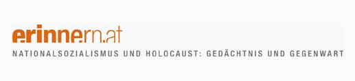 ERINNERN: NATIONALSOZIALISMUS UND HOLOCAUST