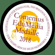 Comenius EduMedia Medaille 2018